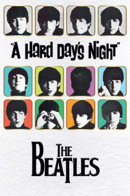 A Hard Day's Night Photos + Posters
