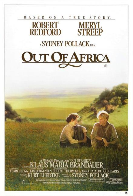Out of Africa Photos + Posters