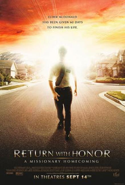 Return With Honor: A Missionary Homecoming Photos + Posters