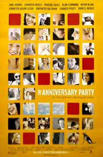 The Anniversary Party Photos + Posters