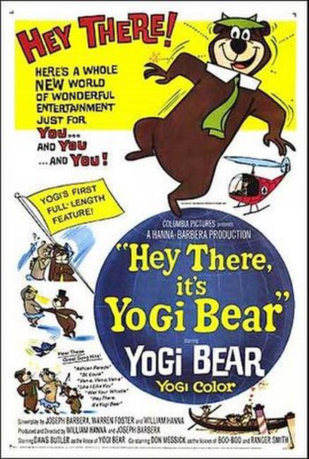 Hey There, It's Yogi Bear Photos + Posters