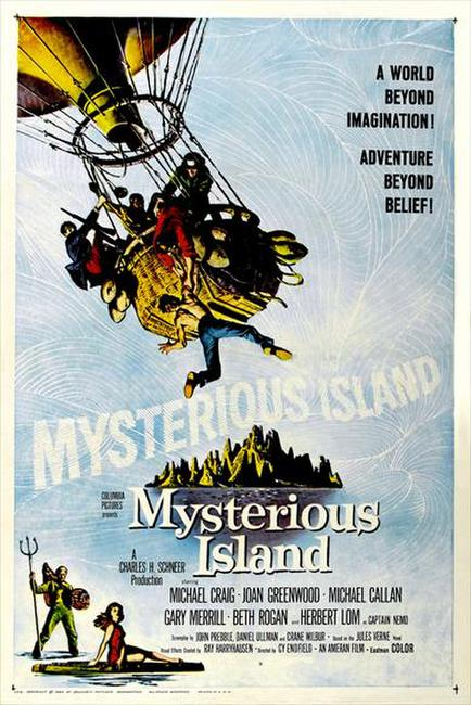 Mysterious Island Photos + Posters