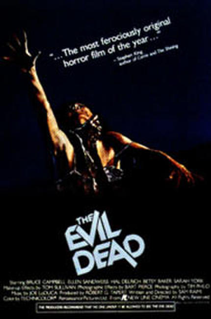 The Evil Dead (1981) Photos + Posters