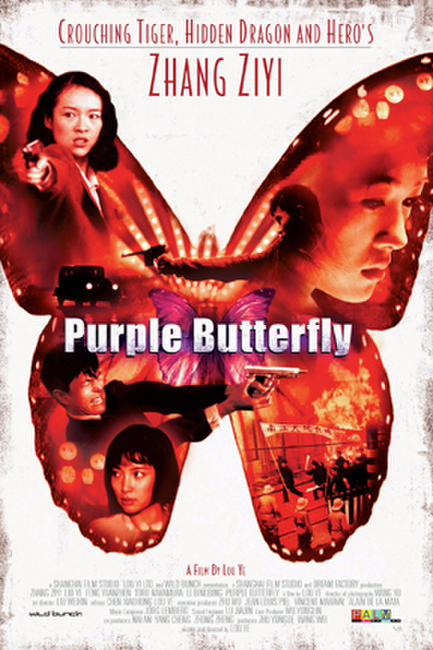 Purple Butterfly Photos + Posters