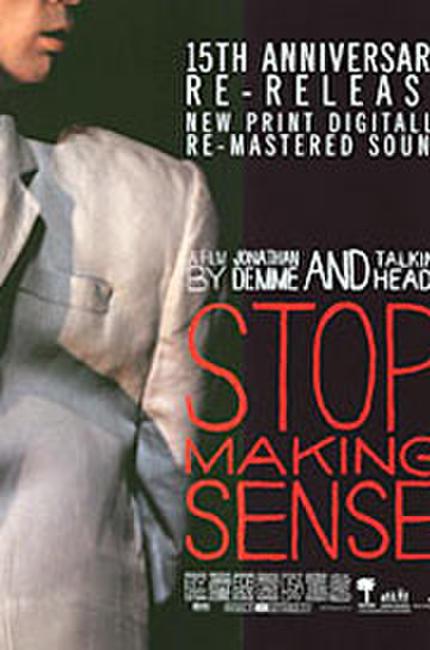 Stop Making Sense Photos + Posters