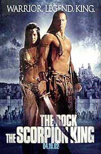 The Scorpion King Photos + Posters