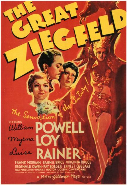 The Great Ziegfeld Photos + Posters