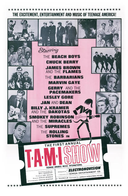 The T.A.M.I. Show Photos + Posters