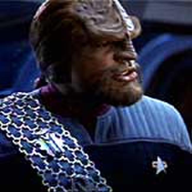 Star Trek: Nemesis - Open Captioned Photos + Posters