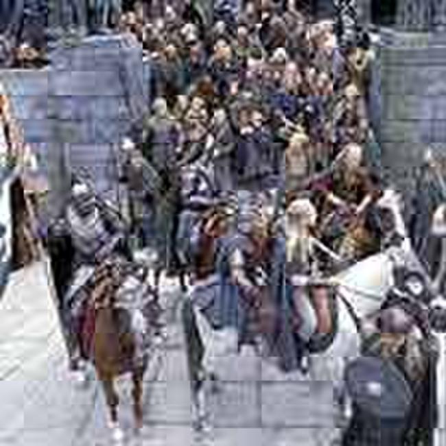 The Lord of the Rings: The Two Towers - Open Captioned Photos + Posters