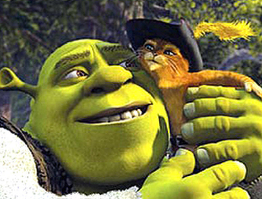 Shrek 2 Photos + Posters