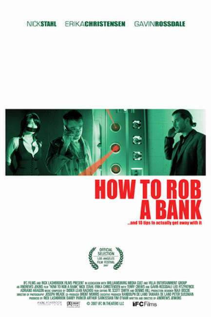 How to Rob a Bank Photos + Posters