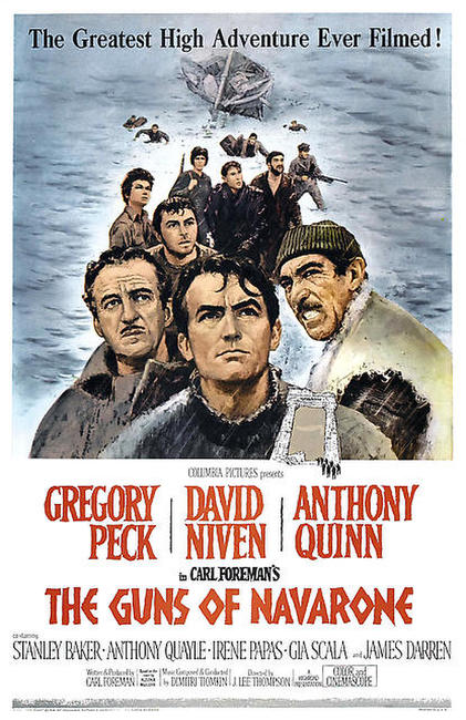 The Guns of Navarone Photos + Posters