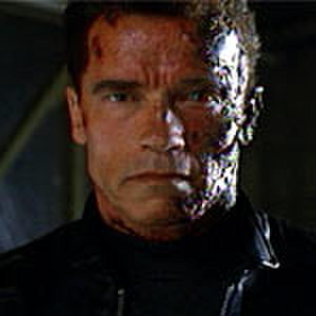 Terminator 3: Rise of the Machines - DLP (Digital Projection) Photos + Posters