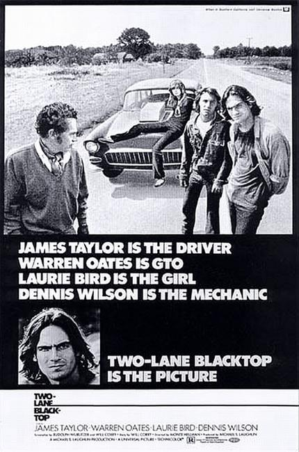 Two-Lane Blacktop Photos + Posters