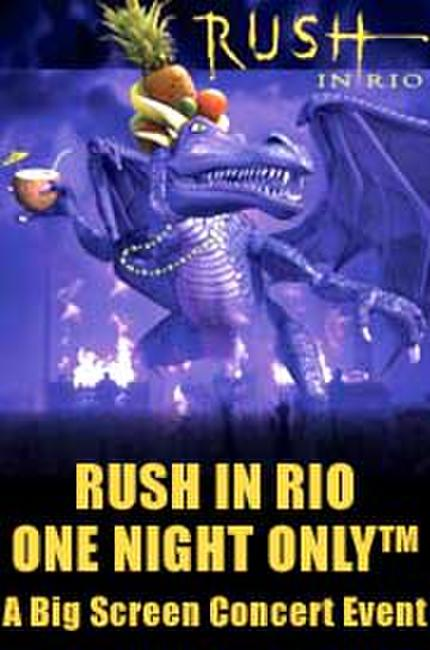 Rush in Rio Photos + Posters