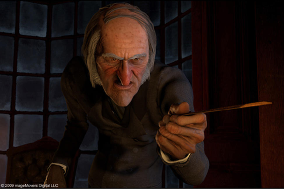 Disney's A Christmas Carol: The IMAX Experience Photos + Posters