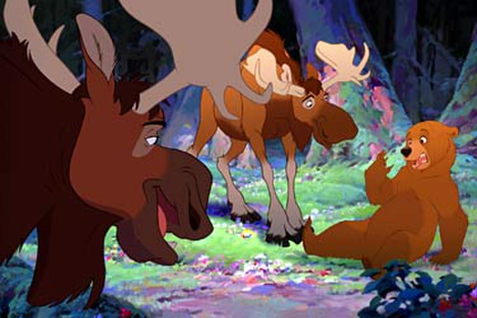 Brother Bear - Open Captioned Photos + Posters