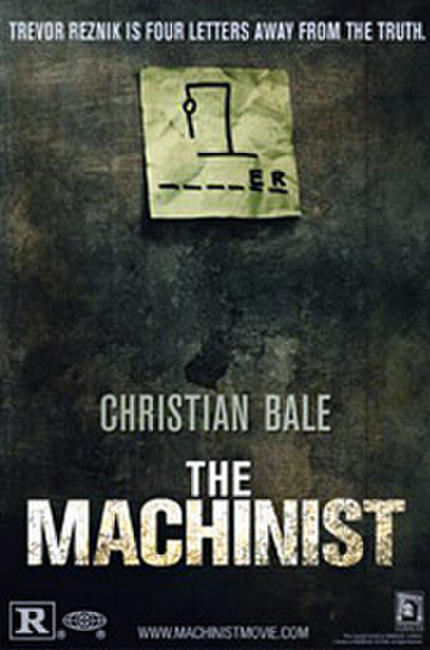The Machinist Photos + Posters