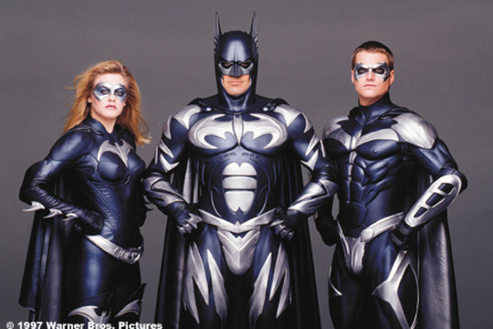 Batman & Robin Photos + Posters