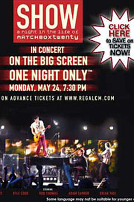 Matchbox Twenty Concert Photos + Posters