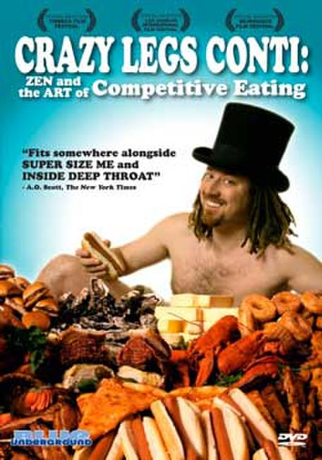 Crazy Legs Conti: Zen and the Art of Competitive Eating Photos + Posters