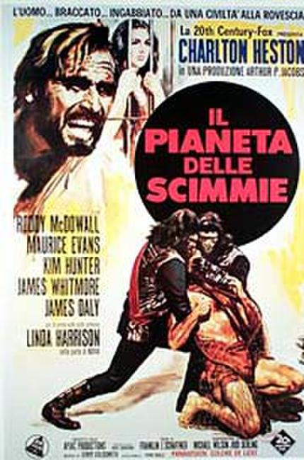 Planet of the Apes (1968) Photos + Posters