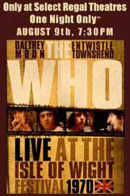 The Who Concert Photos + Posters