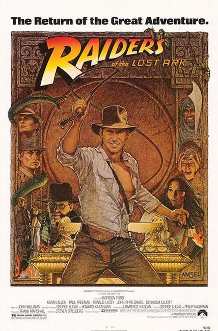 Indiana Jones Trilogy Photos + Posters