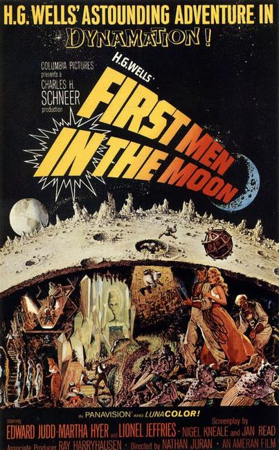 First Men in the Moon Photos + Posters