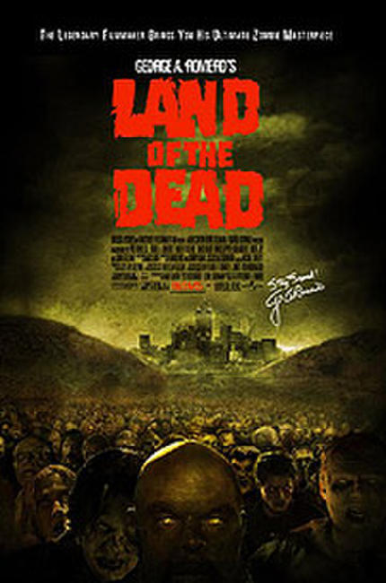 George A. Romero's Land of the Dead Photos + Posters