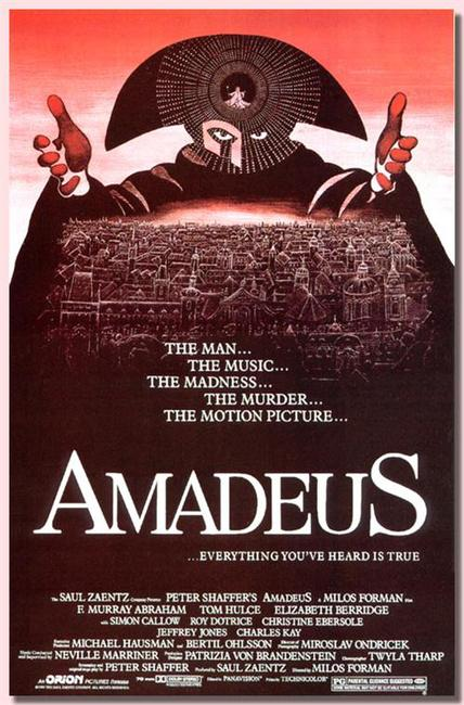 Amadeus (1984) Photos + Posters