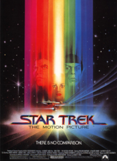 Star Trek: The Motion Picture Photos + Posters