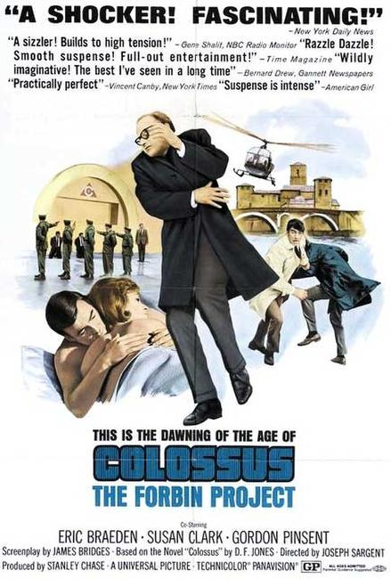 Colossus: The Forbin Project Photos + Posters