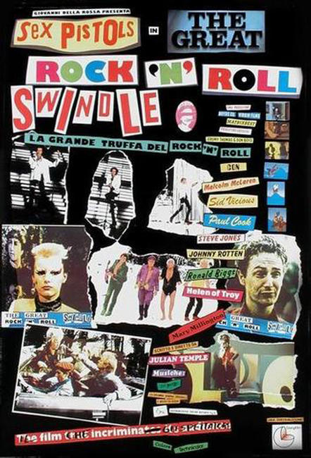 The Great Rock 'n' Roll Swindle Photos + Posters