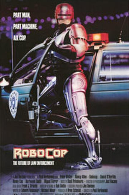 Robocop / Starship Troopers Photos + Posters