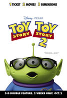 Toy Story 1 & 2 in 3D Double Feature