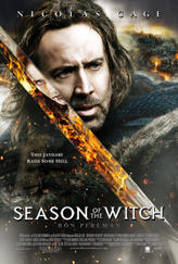 Season of the Witch (2011) showtimes and tickets