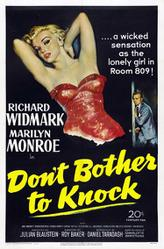 Don't Bother to Knock showtimes and tickets