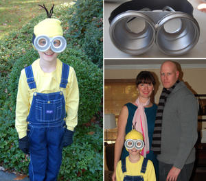Movie-Inspired Costumes: Family Edition
