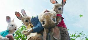 Watch Exclusive 'Peter Rabbit' Clip