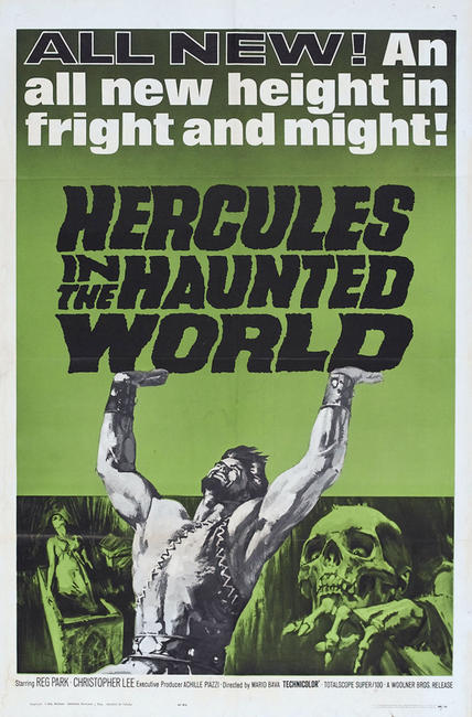 Hercules in the Haunted World / Duel of the Titans Photos + Posters