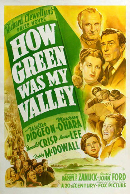 The Quiet Man / How Green Was My Valley Photos + Posters
