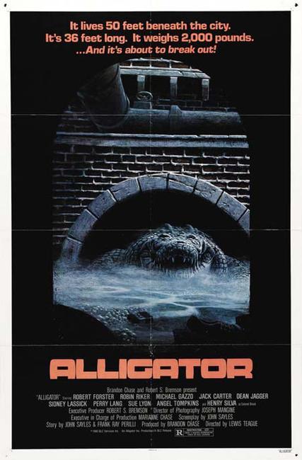 Alligator / Cujo Photos + Posters