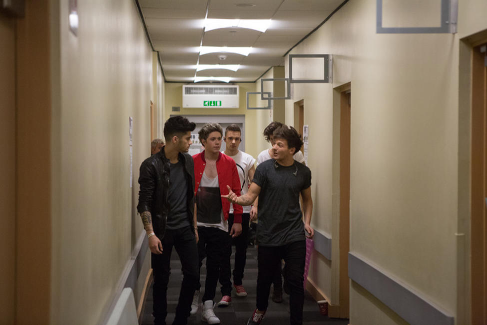 One Direction: This Is Us in 3D New Extended Fan Cut Photos + Posters