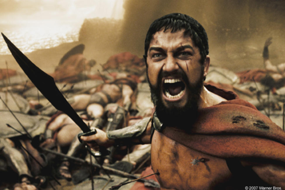 300 (2007) Photos + Posters