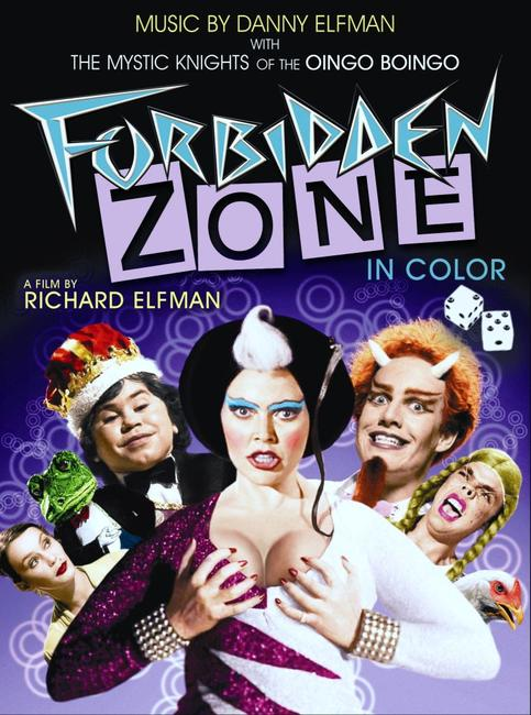 Forbidden Zone Photos + Posters