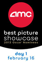 AMC Best Picture Showcase: 2013 Oscar® Nominees – Day 1