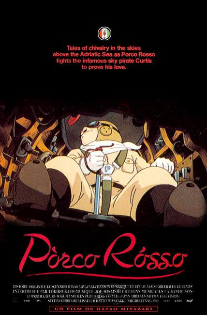 Porco Rosso (1992) Photos + Posters