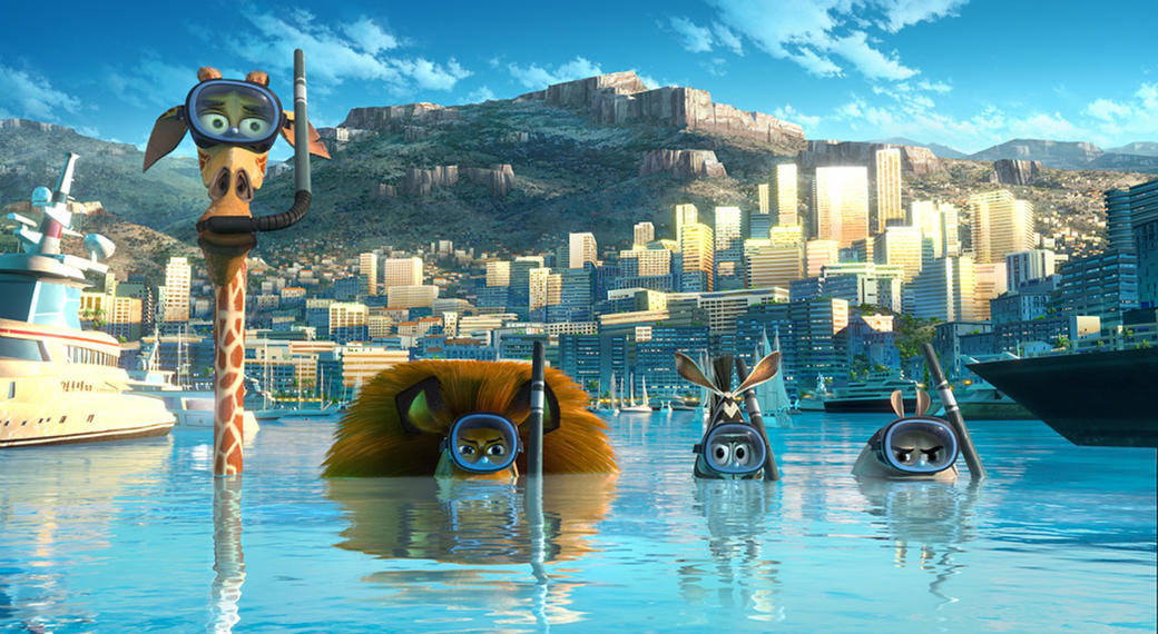 Madagascar 3: Europe's Most Wanted An IMAX 3D Experience Photos + Posters